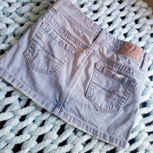 American Eagle Outfitters womens Denim Mini Skirt